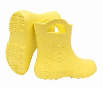 ZETPOL kalosze dziecięce EVA Frog Yellow