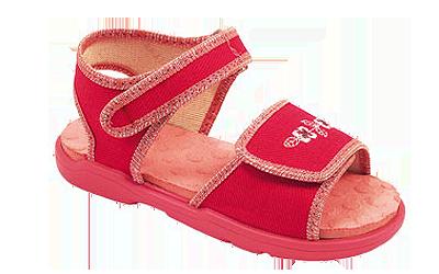 ZETPOL Sandałki dziecięce Lusia