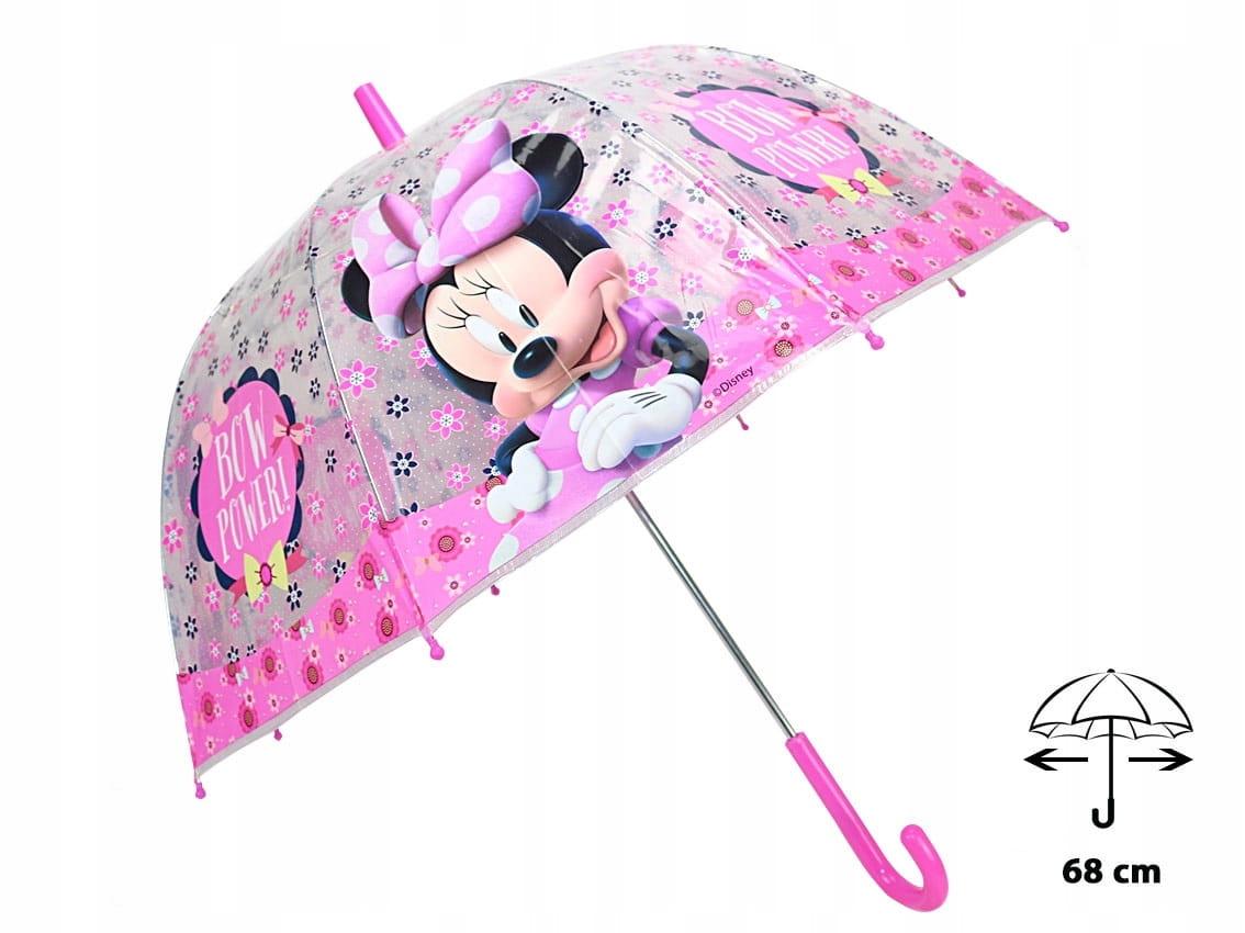 Parasol dla dzieci DISNEY MINNIE MOUSE 3629