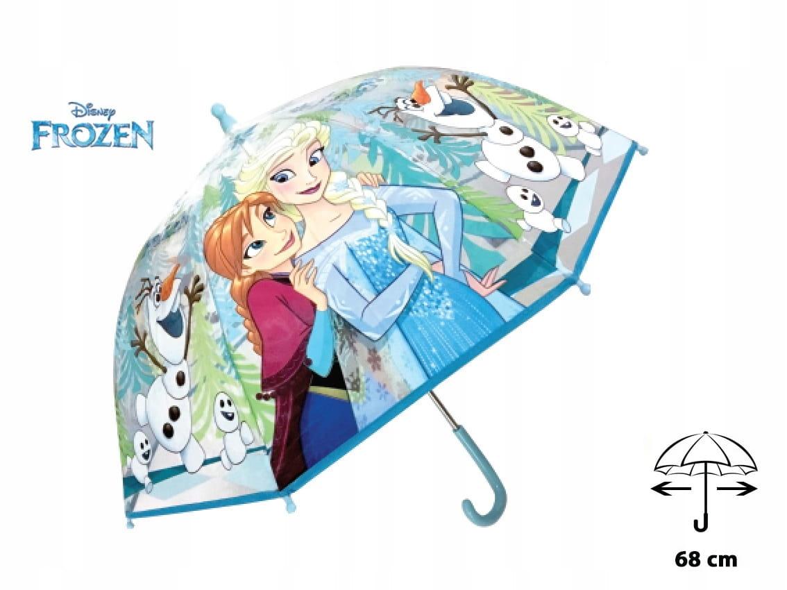 Parasol dla dzieci DISNEY FROZEN Kraina Lodu 3483