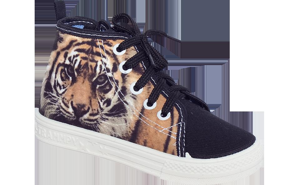 ZETPOL trampki tenisówki dziecięce Staś Tygrys